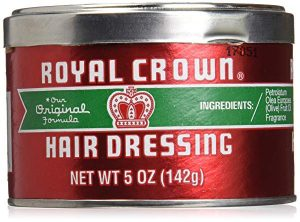 Royal Crown hair dressing best features