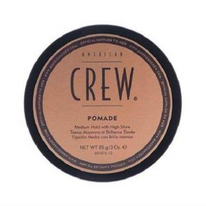 American Crew Pomade for thick hair for men