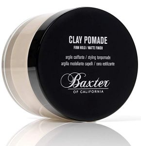 Baxter of California Clay Pomade for Firm Hold